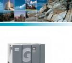 Oil-injected Rotary Screw Compressors GA 90+-160+ / GA 110-160 VSD (90-160 kW / 125-200 hp)